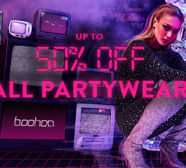 boohoo black friday 50% off