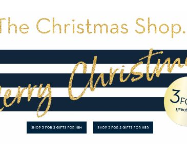 crew clothing xmas shop